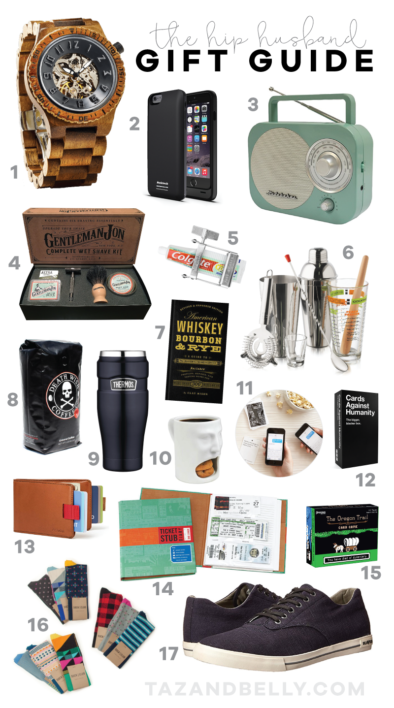Struggling To Find Your Husband The Perfect Gift Try These Unique Options For Hippest